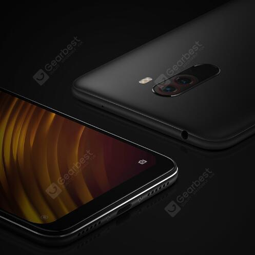 Xiaomi Pocophone F1 4G Phablet Global Version 6GB RAM - RED