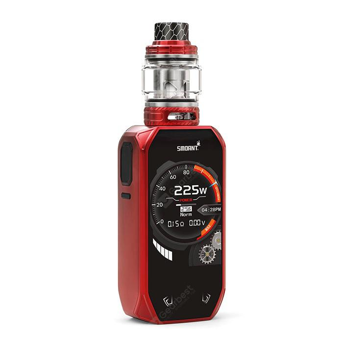 Smoant Naboo 225W TC Kit with Naboo Tank - Red