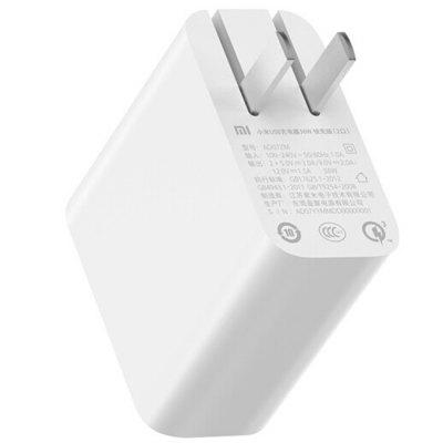 QC3.0 Dual USB Fast Charger Power Adapter