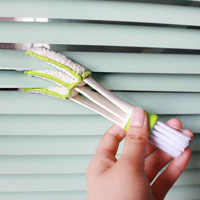 Automobile Air Conditioner Outlet Cleaning Brush