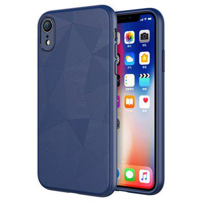TPU Full Cover Protective Phone Case Cover for iPhone XR