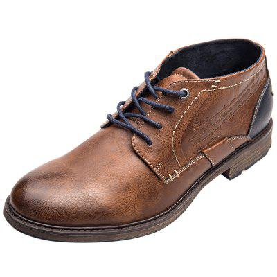 XPER Stylish Comfortable Leisure Lace-up Casual Shoes