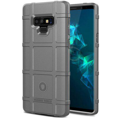Matte Silicone Phone Back Case for Samsung Galaxy Note 9
