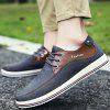 Stylish Durable Denim Casual Shoes for Men - GRAY