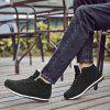 Stylish Winter Warm Leisure Boots for Men - BLACK