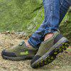 Caddy Wolfclaw 3377 Trendy Outdoor Sneakers for Men - ARMY GREEN