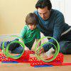 Creative Kids Racing Car Track Toy Set - RED