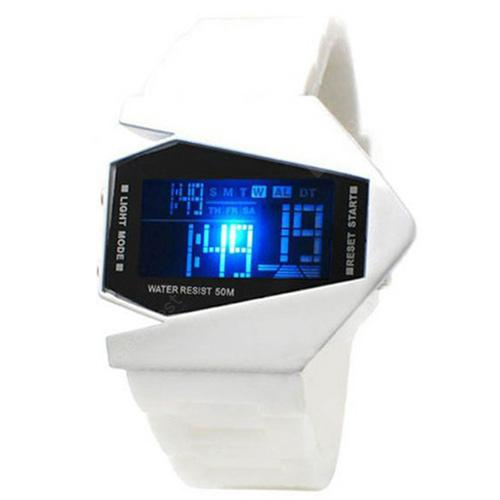 Fashion LED Waterproof Unisex Digital Watch