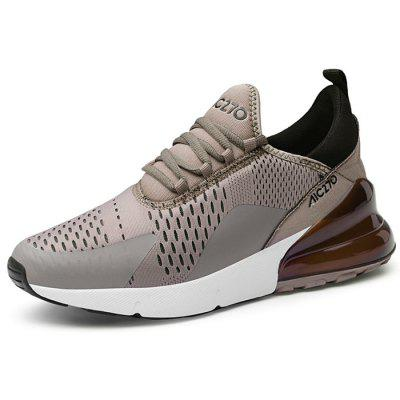Knitted Air-cushion Sports Shoes Sneakers for Men