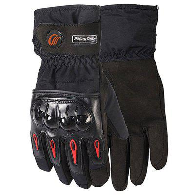 Riding Tribe MTV - 08 Breathable Outdoor Ridding Motorcycle Gloves Climbing Training Mittens 1 Pair