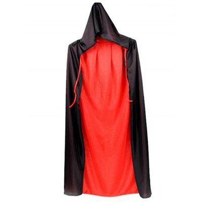 Double-sided Masquerade Cloak for Halloween Dress Up