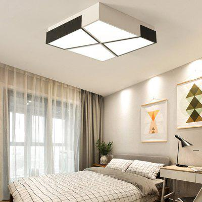 PZE - 980 - XDD Modern Square Ceiling Light