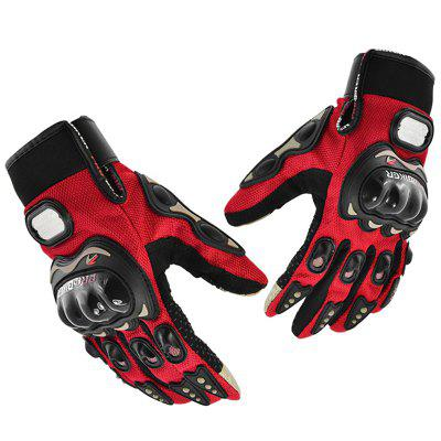 PRO - BIKER MCS - 01 Breathable Outdoor Ridding Motorcycle Gloves Climbing Training Mittens 1 Pair