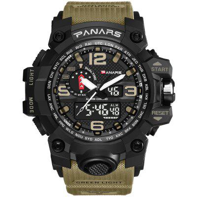 PANARS 8202 Outdoor Sports Digital Watch para Homem