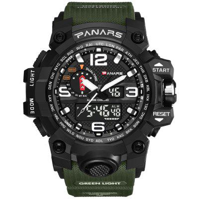 PANARS 8202 Outdoor Sports Reloj digital para hombre