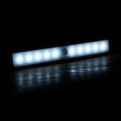 Intelligent Wireless Body Motion Sensor LED Night Light