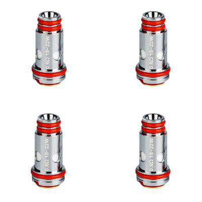 Uwell Whirl Tank Whirl Coil 0.6 ohm 4pcs