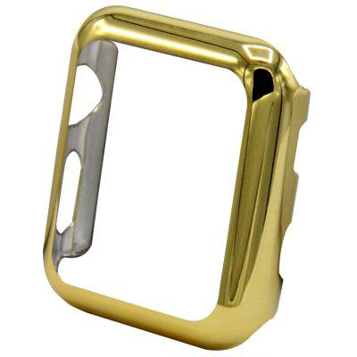 PC Electroplated Frame Case for 38mm Apple Watch
