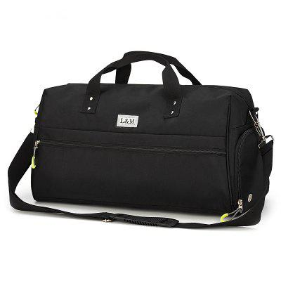 L & M Sports Seco Wet Partida Shoulder Bag Natação