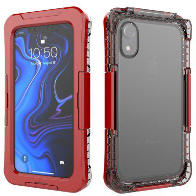 Protective IPX8 Waterproof Full Body Phone Case for iPhone XR