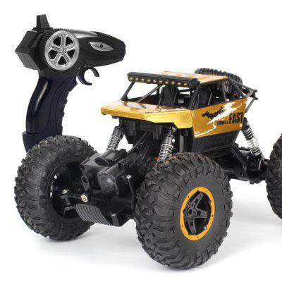 P810 1:18 Half Scale 4WD 60 - 90mins Monster Truck RTR