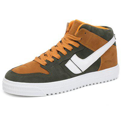 Fashion Suede Wearable Sports Shoes for Men
