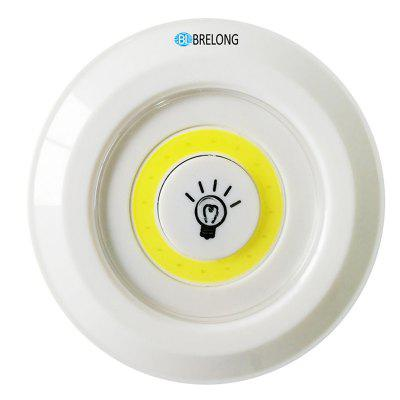 BRELONG Moda Controle Remoto Dimmable LED Cabinet Light
