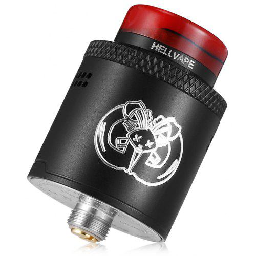 Hellvape DROP DEAD RDA - Black