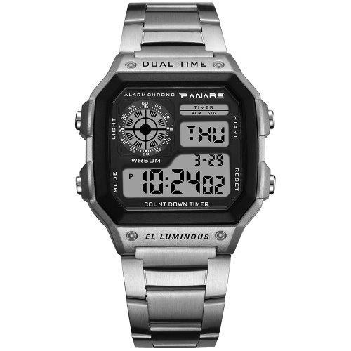 PANARS 8113 Outdoor Sports Waterproof LED Watch for Man -  17.90 ... d474108be9