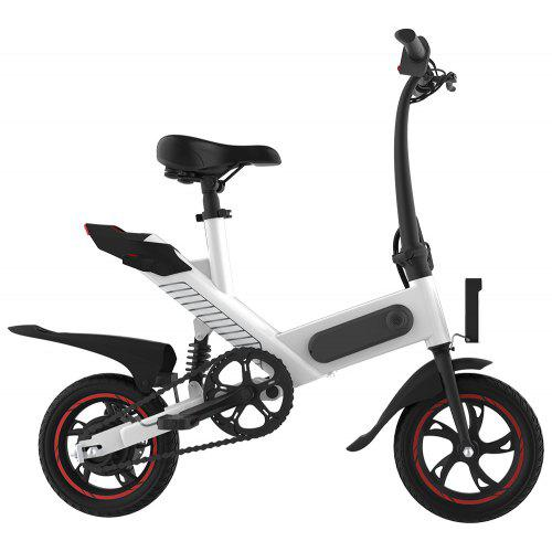 GUANGYA Y1 Outdoor 6Ah Battery Smart Folding Electric Bike
