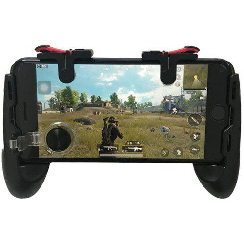 Mobile Game Controller with Joystick / Fire Buttons for 5.0 - 6.0 inch Phone