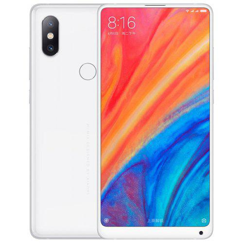 Xiaomi MI MIX 2S 4G Phablet Global Version WHITE 6+64GB