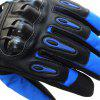 Riding Tribe MTV - 08 Breathable Outdoor Ridding Motorcycle Gloves Climbing Training Mittens 1 Pair - BLUE