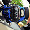 PRO - BIKER MCS - 01 Breathable Outdoor Ridding Motorcycle Gloves Climbing Training Mittens 1 Pair - BLUE