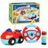 Cartoon Cute Remote Control Car Toy for Kids - RUBY RED