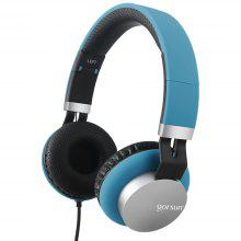 Gorsun Headsets Bass Gaming Headphones with Mic for Mobile Phone PC Xbox