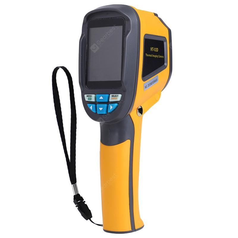 HT-02 Handheld Infrared Thermal Camera (N/A) Coupon Price