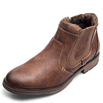 Boty XPER Fashion Warm Men Boots
