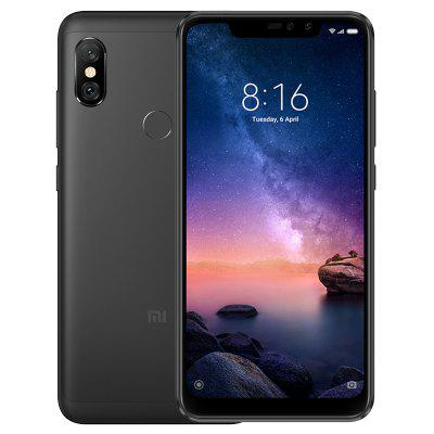 Gearbest $172.19 for Xiaomi Redmi Note 6 Pro 4G Phablet Global Version 3GB RAM - BLACK promotion