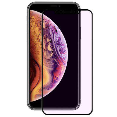 Hat - Prince 3D 0.2mm 9H Carbon Fiber Tempered Glass Full Screen Protector Film for iPhone XS / iPhone X