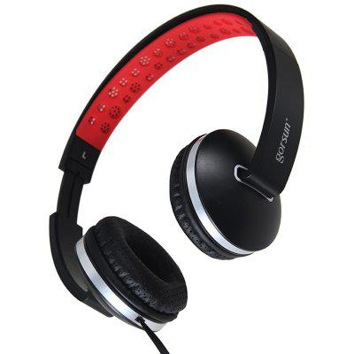 gorsun GS - 785 Wired Foldable Music Headphone Over-ear Headset