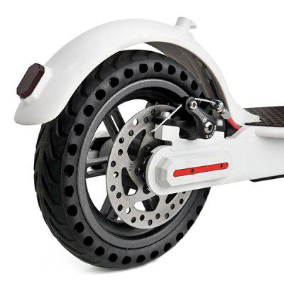 Solid Rear Tire with Hollow Design for Xiaomi M365 Electric Scooter