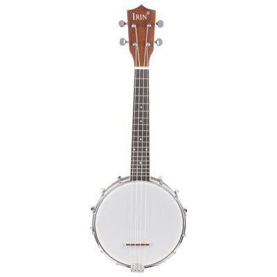 IRIN Professional Four-string Banjo with Rosewood Fingerboard
