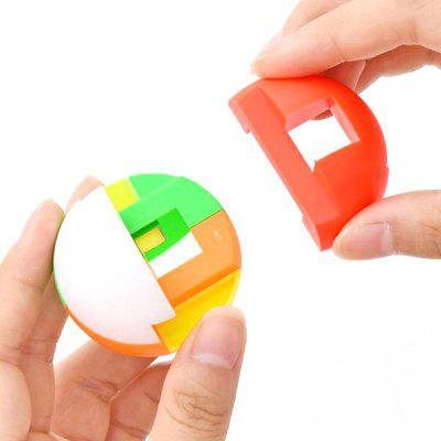 Intelligent Puzzle Assembly Ball Kids Game Funny Toy