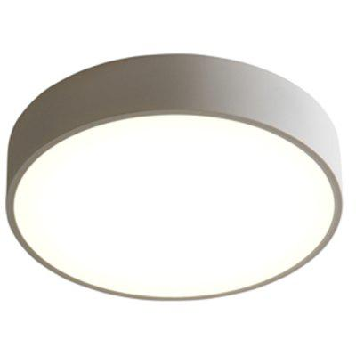Simple Design Thin LED Ceiling Light with White Case