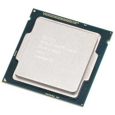 Intel Core i3 4130 CPU Dual Core 4 Thread / 3.4GHz / LGA1150 / 3MB L3 Cache