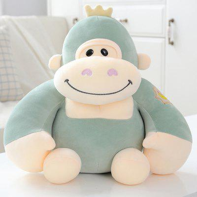 Color Monkey Pillow Stuffed Cartoon Toy