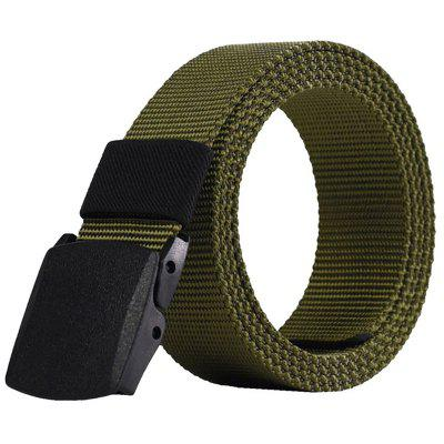 Outdoor Leisure Quick-drying Military Training Belt for Man