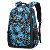 L&M Men Casual Laptop Sports Travel Backpack Computer Bag - MULTI-A