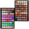 popfeel 54-color Easy Matching Long-lasting Eye Shadow - MULTI-A